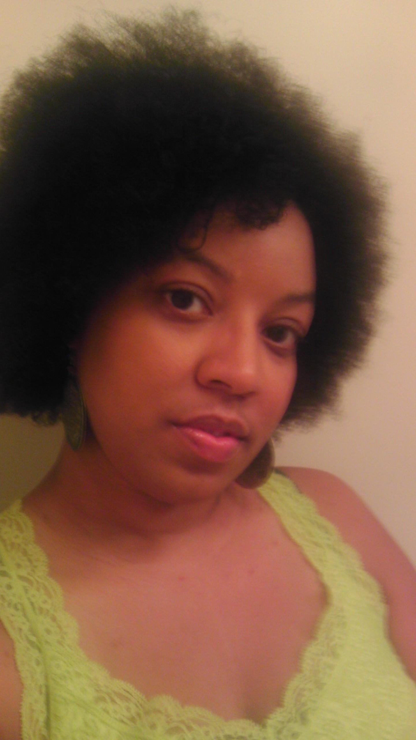 Fine Natural Hair Cx