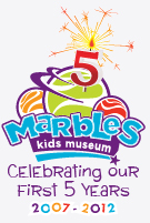 Marbles Museum 5 Year Celebration | Naturally Stellar