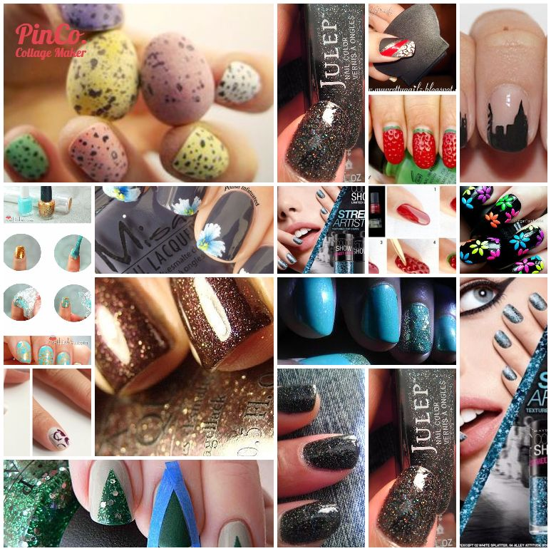 Moody Manicures on Pinterest | Naturally Stellar