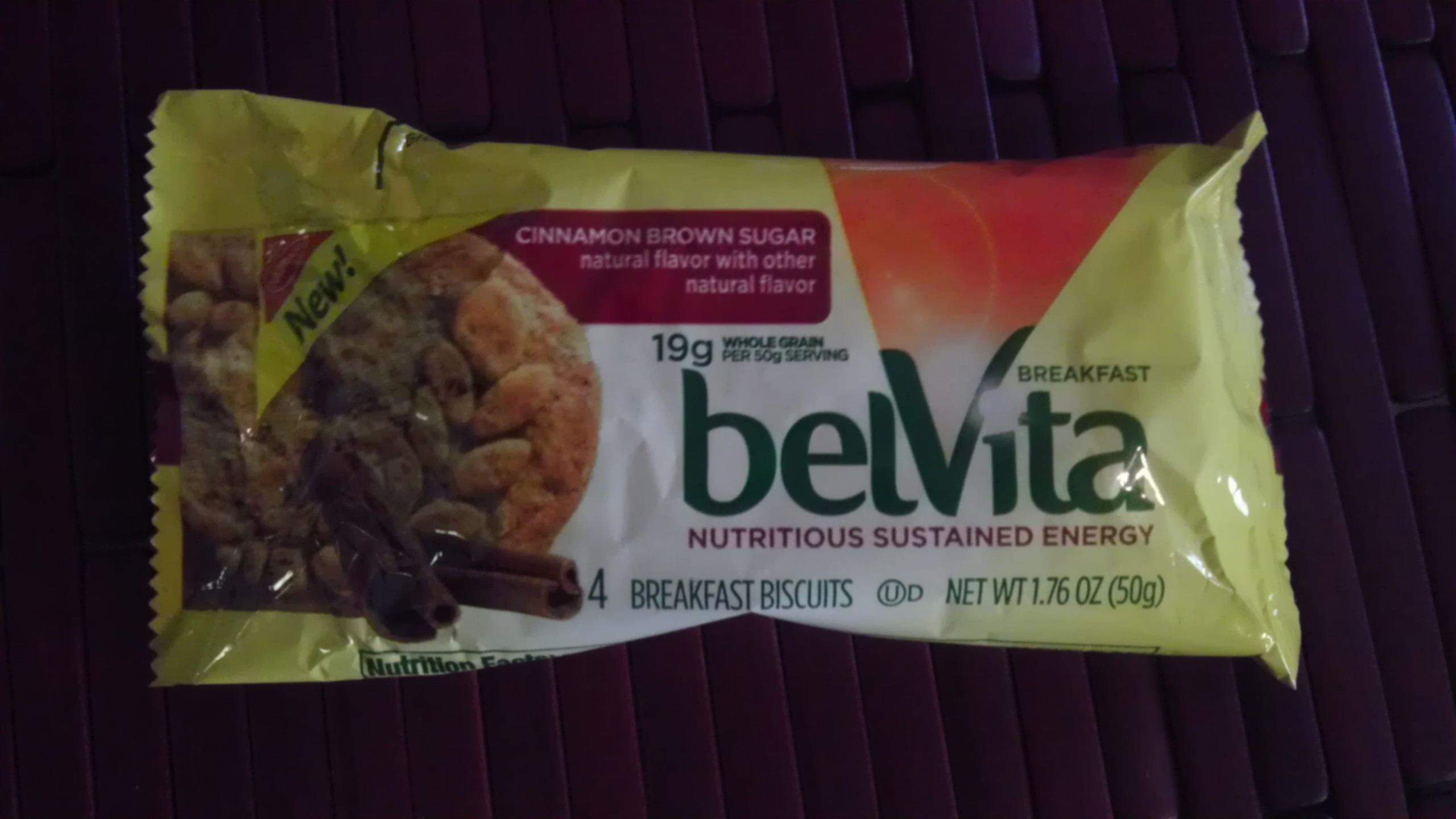 Breakfast Biscuit. Belvita. Influenster. Vox box, Sugar n Spice