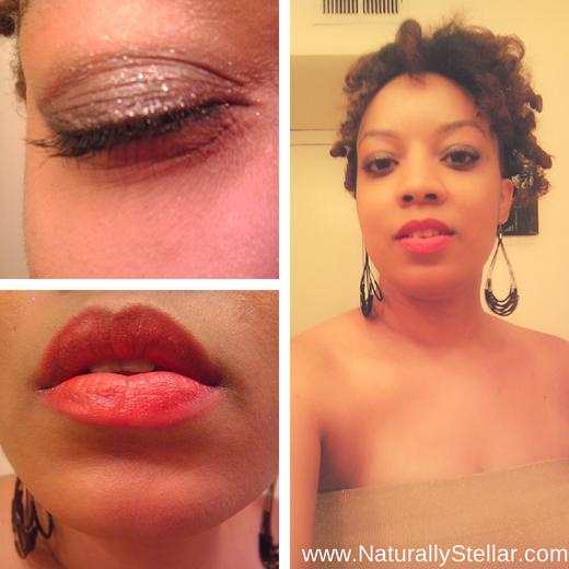 Glam Makeup Look - Midnight Memories