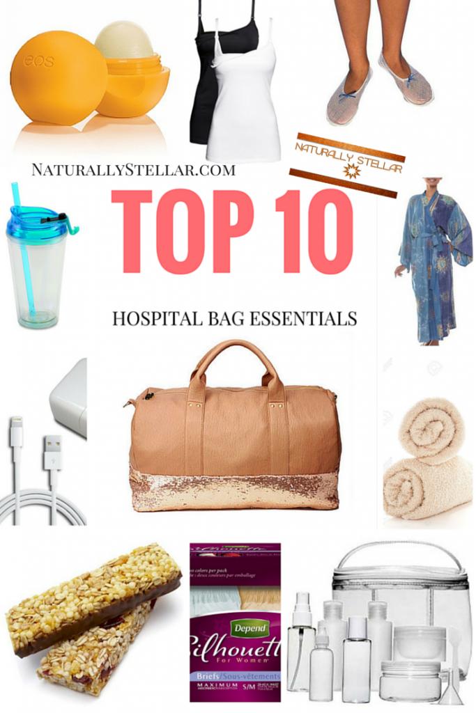 Pregnancy, Hospital Bag Must Haves
