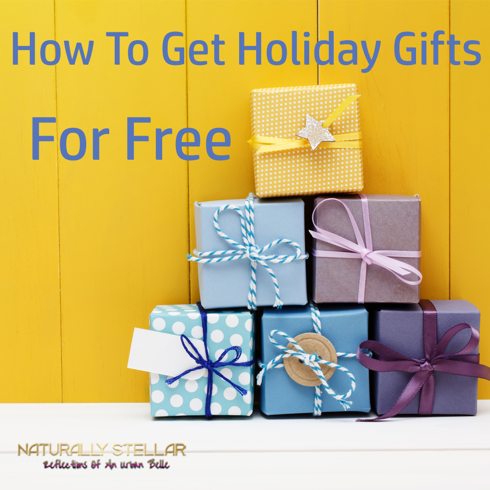 shop Smarter: Get Holiday Gifts for Free