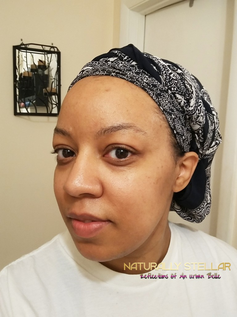 Meaningful Beauty Review Before Pic 1