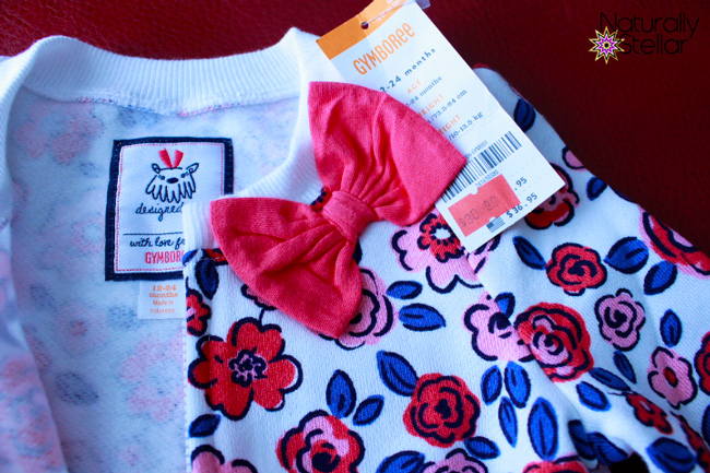 Gymboree Clearance October | Naturally Stellar