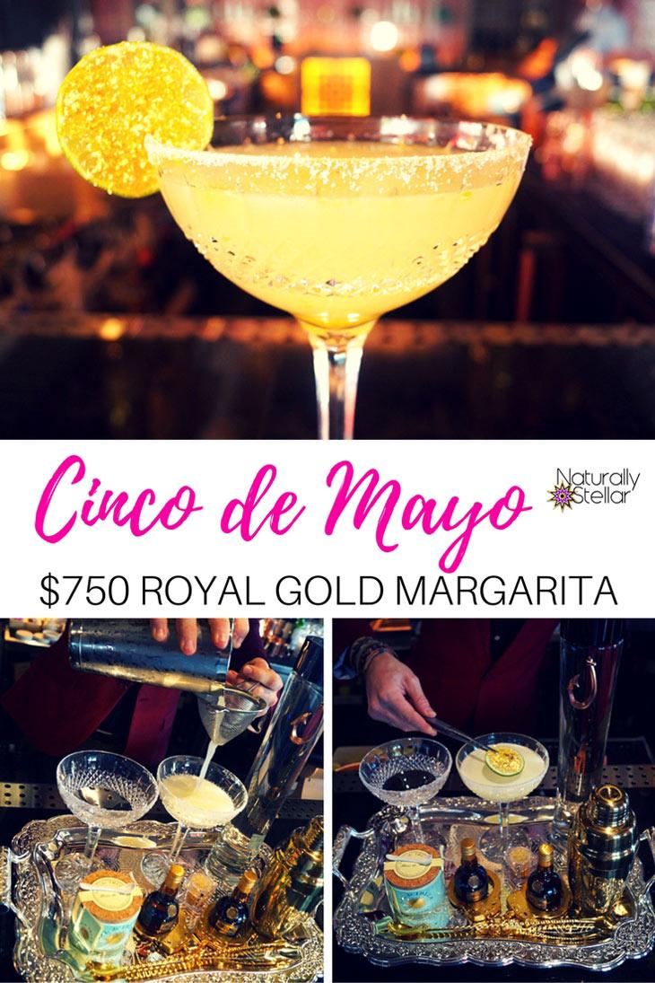 Ridiculously Expensive Cinco De Mayo Margarita Recipe | Naturally Stellar