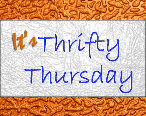 Thrifty Thursday, Post, Naturally Stellar, Series, Thrift, Shopping, Haul, Fashionblogger