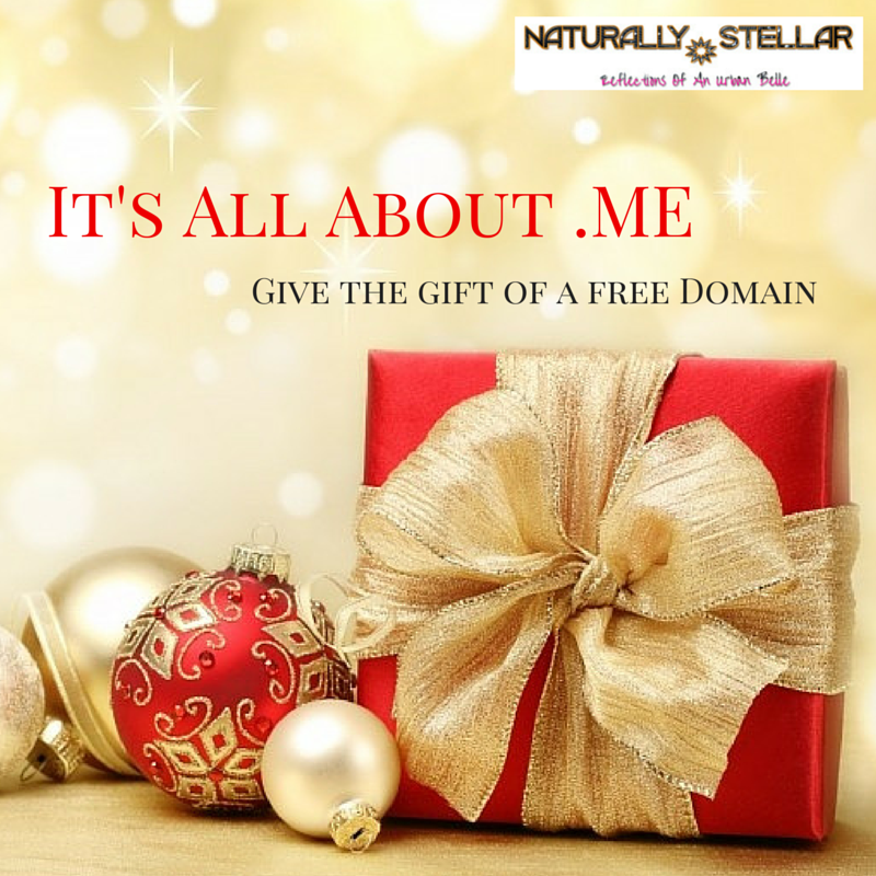 Free Domain as Holiday Gift Idea