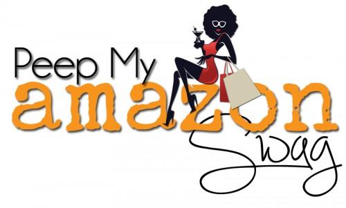 Amazon Shopping Haul Logo | Naturally Stellar