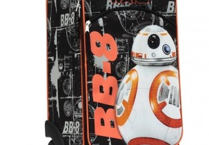 Star Wars Luggage with Lights by American Tourister| Urban Belle Holiday Gift Guide 2015