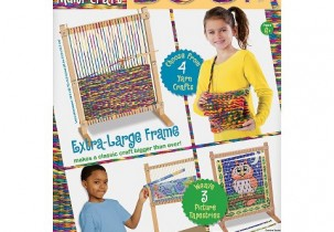 Melissa and Doug Weaving Loom| Urban Belle Holiday Gift Guide 2015