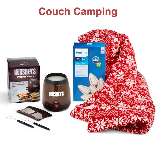 Couch Camping Wonderpack by Target   Naturally Stellar