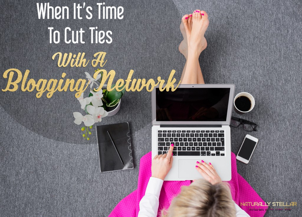 How To Re-evaluate A Blogging Network | Naturally Stellar