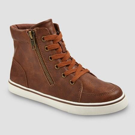 Boys' Florian Zip Up High Top Sneakers Cat & Jack™