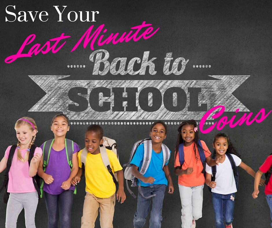 Last Minute Back To School Savings | Naturally Stellar