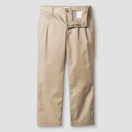 Boys' Reinforced Knee Pleated Pant - Cat & Jack™