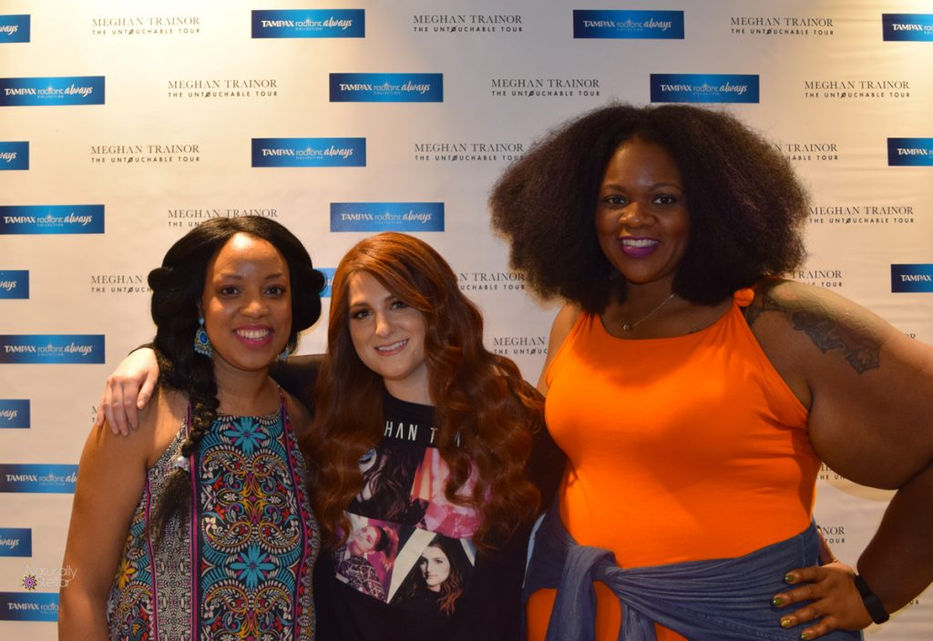 Meghan Trainor Untouchable Tour | Naturally Stellar