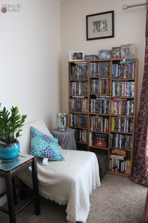 Small apartment home office space design