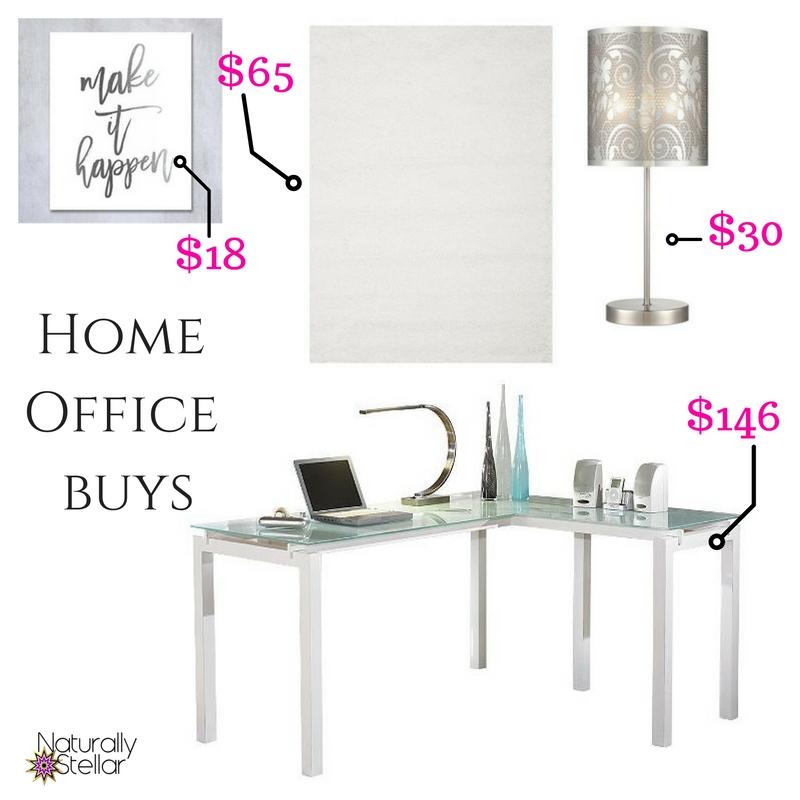 Home Office Design Update | Naturally Stellar