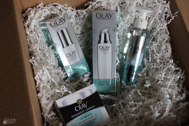 I JUST FINISHED THE #OLAY28DAY CHALLENGE - Olay Luminous Line | Naturally Stellar