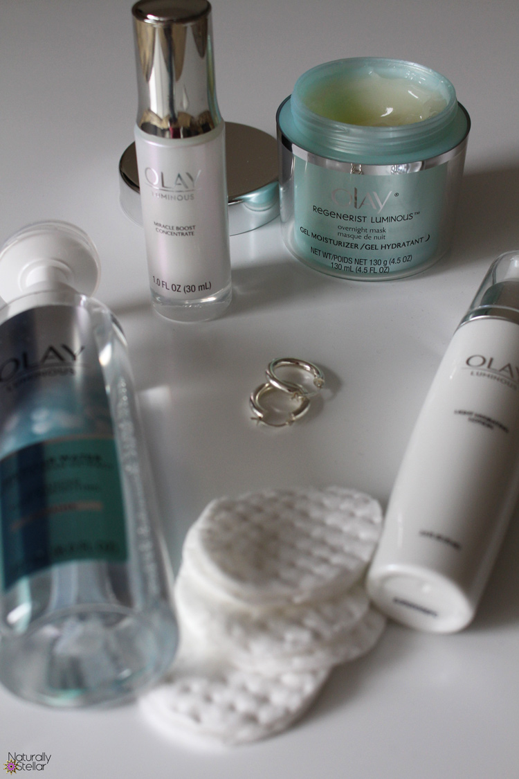 I JUST FINISHED THE #OLAY28DAY CHALLENGE | Naturally Stellar