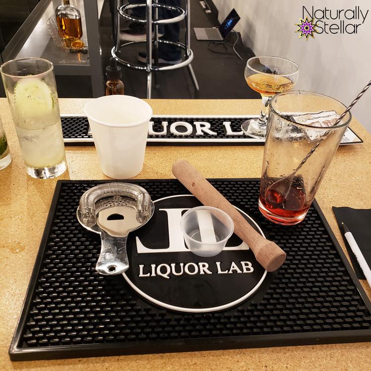 Liquor Lab Mixology Tools | Naturally Stellar